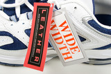 shoes with labels(tabs) poster