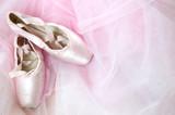 Fototapete Dancing - Feet - Schuhe
