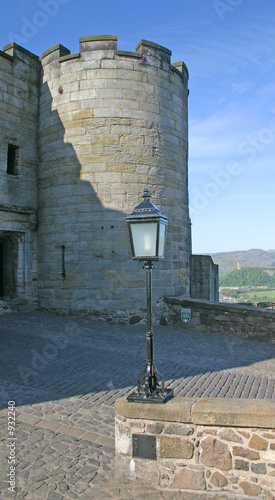 stirling castle in scotland