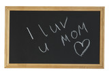 i love you mom! poster