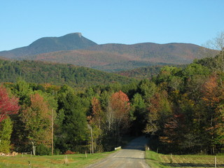 camels hump mountain in vermont