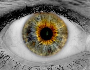 strange eye