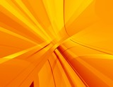 Fototapety orange abstract