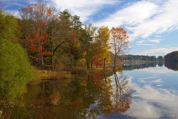 sweet arrow lake, pine grove, pennsylvania