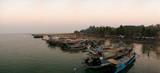 port au sud de la birmanie poster