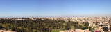 panorama du caire - egypte poster