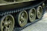 heavy tank track poster