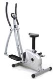 eliptical gym machine poster