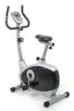 stationary bike. gym machine poster