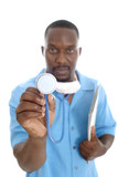 male doctor or nurse 4 poster