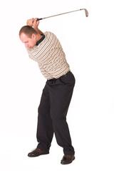 golf iron #2