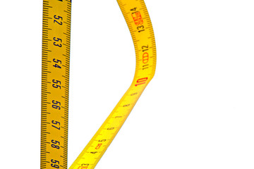 measuring tape, industrial concept