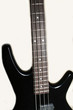 black bass guitar