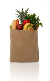 groceries poster
