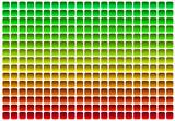 little tiles grid background poster