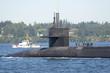 navy submarine escort