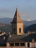le clocher de saint florent poster