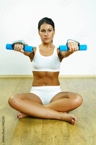 poster of fitness time