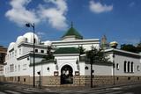 paris la mosquée poster