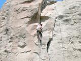 rock climbing - montana poster