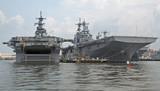 naval ships poster