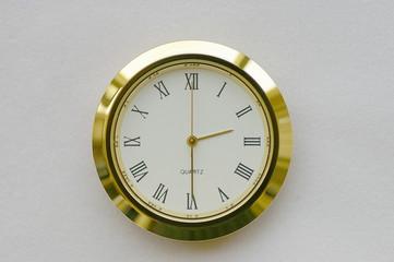 clock face - 2:30 / 14:30 (0230h / 1430h)