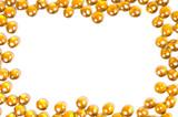 golden stones frame poster