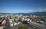 reykjavik - capital of iceland poster