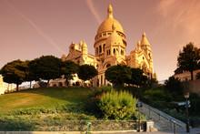 Paris, Sacred Heart