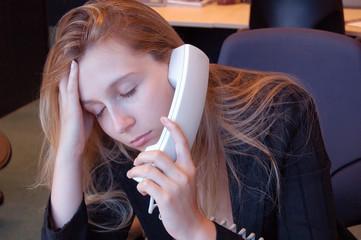 fatigue au bureau