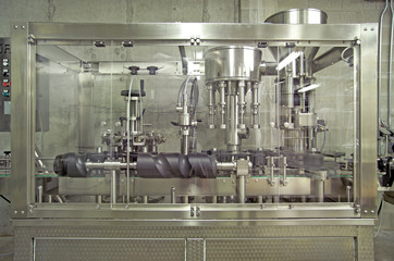 winery bottler capping machine