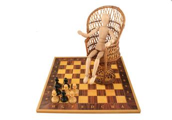 clase de ajedrez