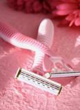 feminine shaving poster