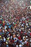 Fototapety people crowd