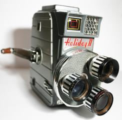 holiday ii 8mm filmkamera