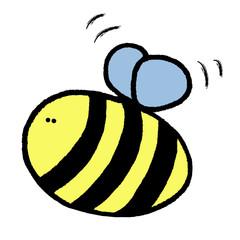 buzzing alone