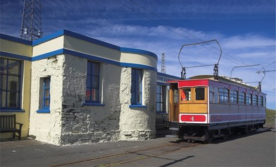 snaefell railway