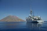 Fototapete Kriegsschiff - Boot - Andere Boote