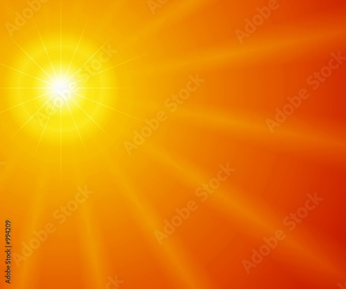 poster of sunny rays