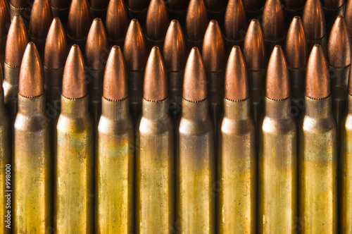standing rifle cartridges