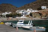 beach greek islands poster