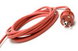 red extension cable