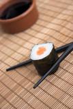 sushi & chopsticks poster