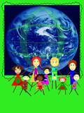 we love clean atmosphere poster