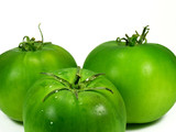 tomate verde poster