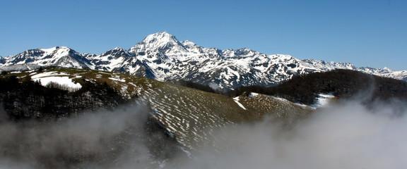 panoramique sur le bigorre