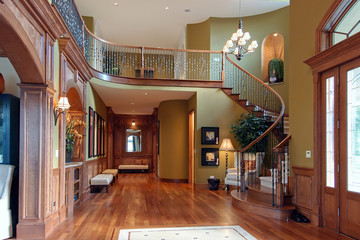 luxury house interior