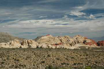 red rock desert scenes 4