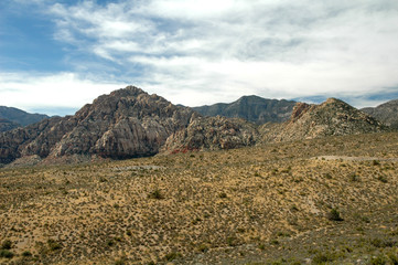 red rock desert scenes 3