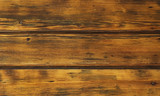 old wooden wall - perfect grunge background poster